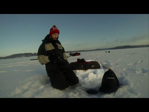 Nps fishing prepare for ice fishing now for 13 fishing ice rods