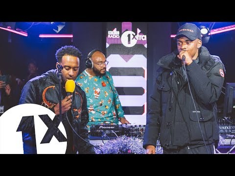 connectYoutube - Not3s & Shakka - No Drama @ 1Xtra's Xmas Party
