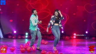 Hyper Aadi & Varshini Performance Promo - Dhee Champions (#Dhee12) - 8th July 2020 - MALLEMALATV