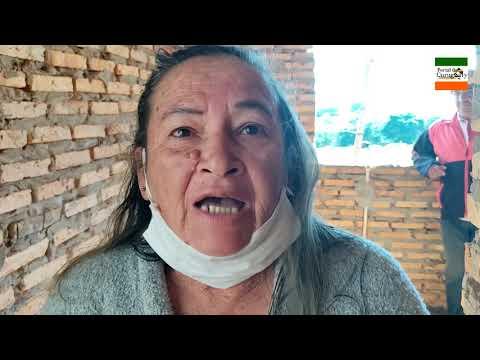 Denuncian viviendas inconclusas del MUVH en Acepar 7ma  Línea