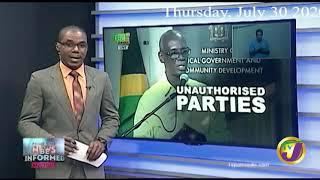 Jamaica Latest News Regrading Covid-19