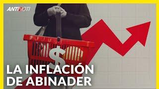 La Inflación De Abinader | Editorial Antinoti