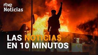 Las noticias del LUNES 1 DE JUNIO en 10 minutos | RTVE 24h