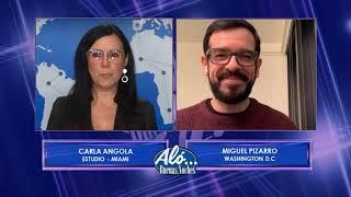 Ya los países pueden actuar contra Maduro - Aló Buenas Noches 10/27/20 Seg 2