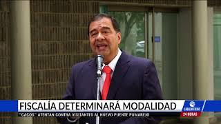 Fiscalía abre investigación en contra del general Nicacio Martínez