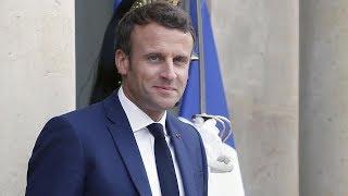 Emmanuel Macron torse nu : son activité sportive très intense de l'été