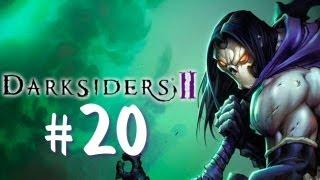 Darksiders 2 прохождение с Карном. Часть 20