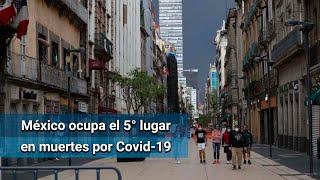 OMS advierte sobre desconfinamientos apresurados como el de México