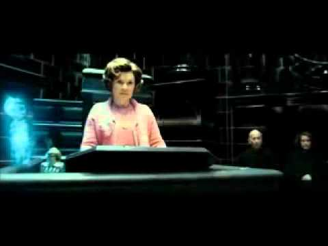connectYoutube - Harry Potter Owns Dolores UmBridge