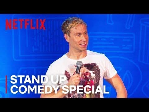 connectYoutube - Russell Howard: Recalibrate | Official Trailer [HD] | Netflix