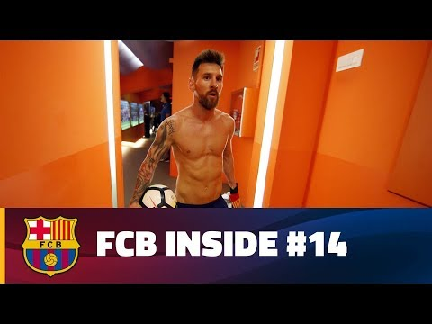 The week at FC Barcelona #14