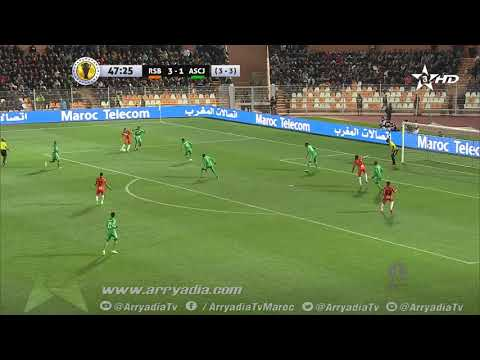 نهضة بركان 4 -1 دياراف السنغالي هدف لابا كودجو