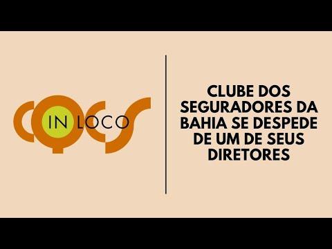 Imagem post: Clube dos Seguradores da Bahia se despede de um de seus diretores