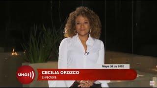Emisión Noticias Uno - 30 de mayo de 2020