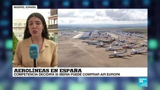 La vuelta al mundo de France 24: Aerolíneas definen su futuro económico