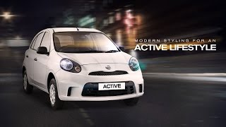 Nissan Micra Active Review 2014
