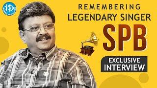 SP Balasubrahmanyam Exclusive Interview || Remembering The Legend - SPB || #RIPSPB - IDREAMMOVIES