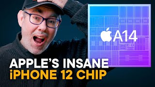 The TRUTH About iPhone 12 Speed! — Apple A14 Bionic Explained
