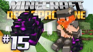 Minecraft - Deep Space Mine 15 - Simon's Egg