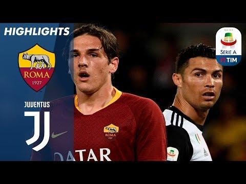 أهداف مباراة روما وجوفنتوس 2-0 - البطولة الايطالية -
