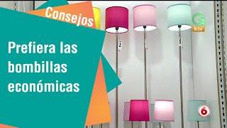 Ahorre dinero al comprar bombillas económicas | Consejos