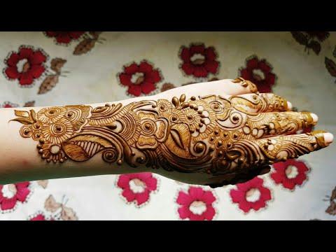 Basic Pattern Of Henna Design Part 3 Tomclip