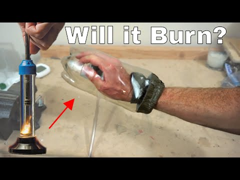 My Arm vs the Fire Syringe—What Happens When You Crush Air Really Fast?