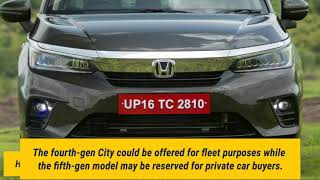 QuickNews Honda City 2020