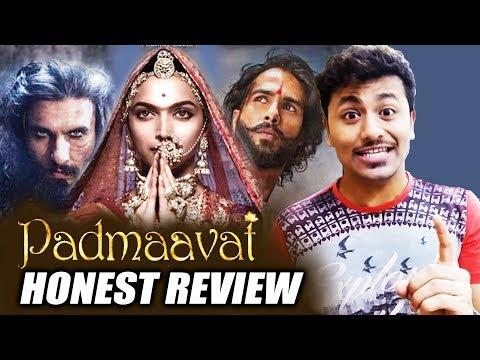 Padmaavat HONEST REVIEW | Deepika Padukone | Ranveer Singh | Shahid Kapoor