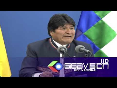 Quispe pide al Min. Público que de oficio inicie proceso penal contra ex Pdte. Morales por  atenta