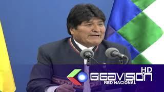 Quispe pide al Min. Público que de oficio inicie proceso penal contra ex Pdte. Morales por