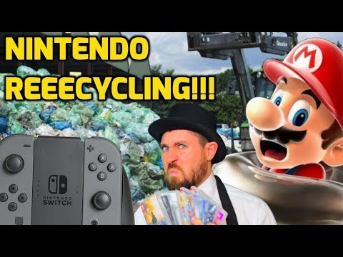 connectYoutube - Nintendo Direct Recycling Old Content Again! - Nintendo Switch - Top Hat Chat