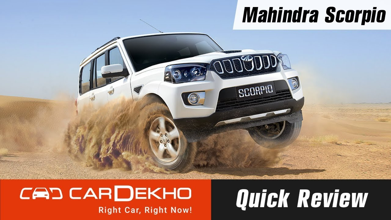 Mahindra Scorpio Quick Review | Pros, Cons and Should You Buy One