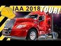 Targi pojazdów użytkowych IAA 2018 w Hanowerze