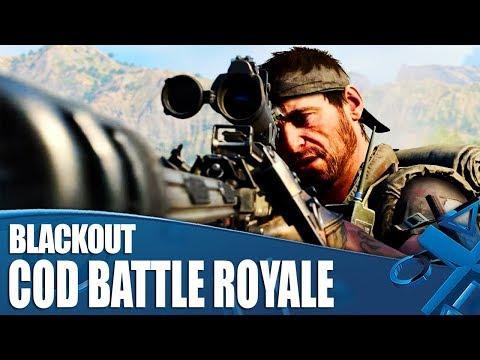 CoD Black Ops 4: Blackout - Battle Royale for CoD!