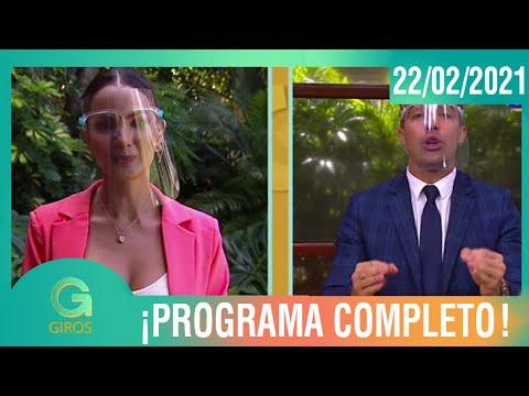 Giros: Programa del 22 de Febrero del 2021