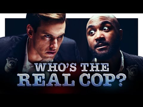 connectYoutube - Who's the Real Cop? | CH Shorts