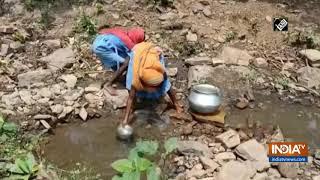 Locals face acute water scarcity in Odisha's Mayurbhanj - INDIATV