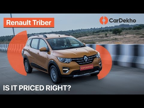 Renault Triber Launched | Is it well-priced? | Price Analysis In Hindi | CarDekho