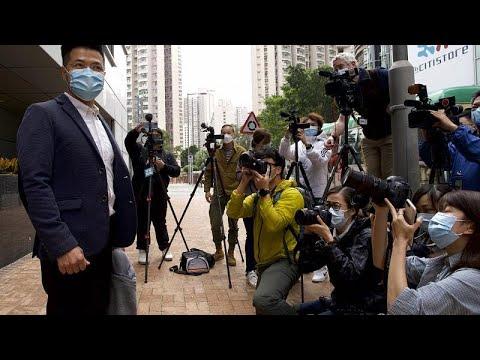 Hong Kong : 47 militants pro-démocratie inculpés pour subversion