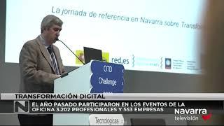 La Oficina de Transformación Digital de Navarra hace balance de 2019