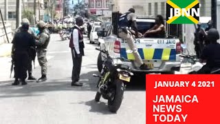 Jamaica News Today January 4 2021/JBNN