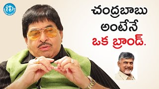Chandrababu is a Brand Himself - Ambika Krishna | Dil Se With Anjali | iDream Telugu Movies - IDREAMMOVIES