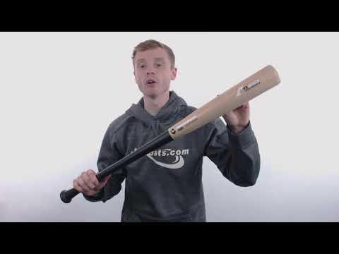 DeMarini D243 Pro Maple Composite Wood Baseball Bat: D243NMB