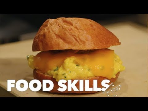 The Perfect Egg Sandwich, According to Alvin Cailan | Food Skills