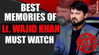 Top best memories of singer & composer lt. Wajid Khan | Checkout Now! | RIP Wajid Khan - TELLYCHAKKAR