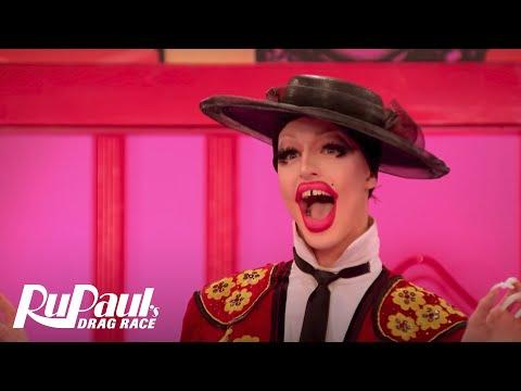 The Best Of Milk: 'An Entire Symphony'   RuPaul's Drag Race All Stars Season 3
