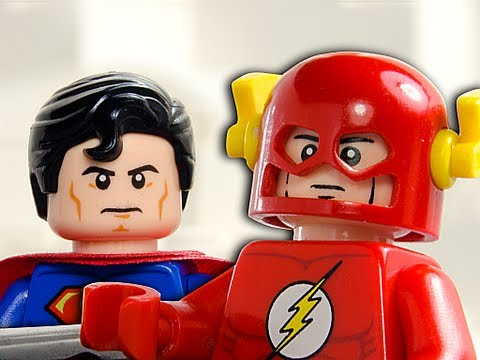 connectYoutube - The Fabulous Misadventures of Lego Flash