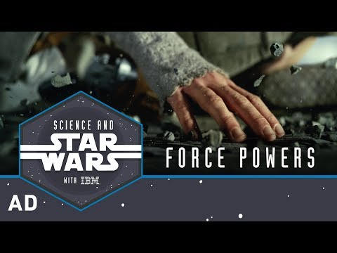 Force Powers | Science and Star Wars