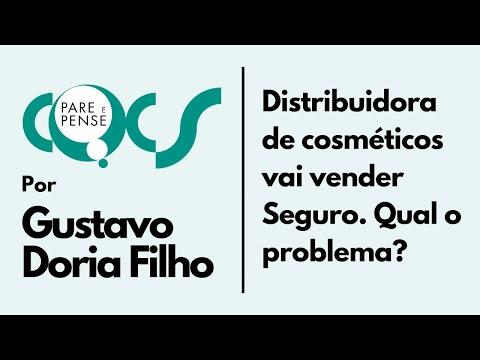Imagem post: Distribuidora de cosméticos vai vender Seguro. Qual o problema?